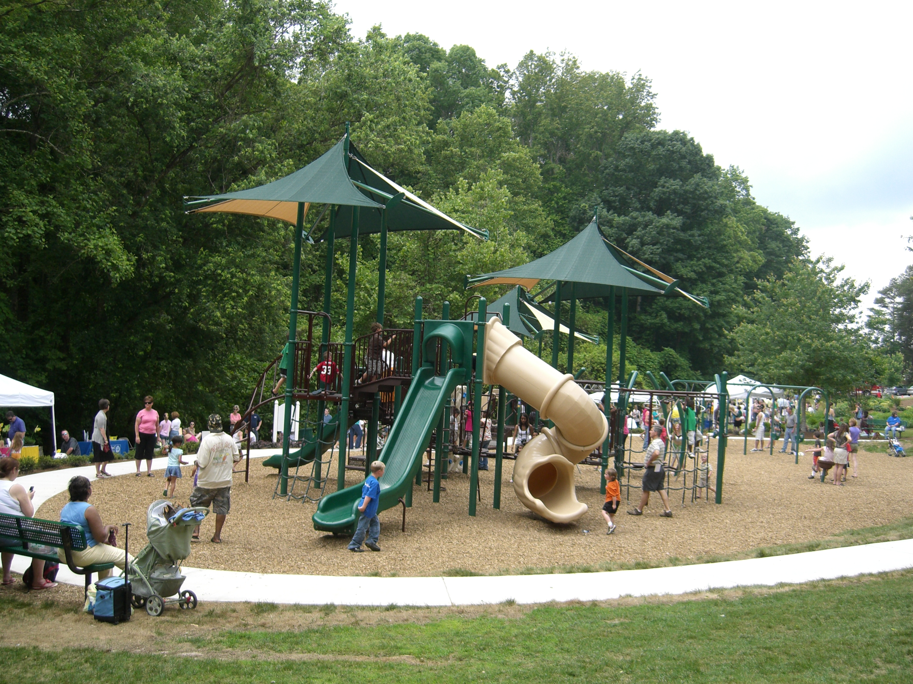 Party Rentals in GAinesville GA Parks