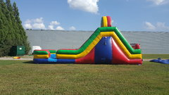 17ft Dual Fun Water Slide