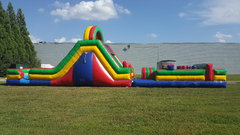 52ft Obstacle Course wet/dry