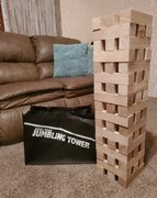 Giant Sized Jumbling Tower