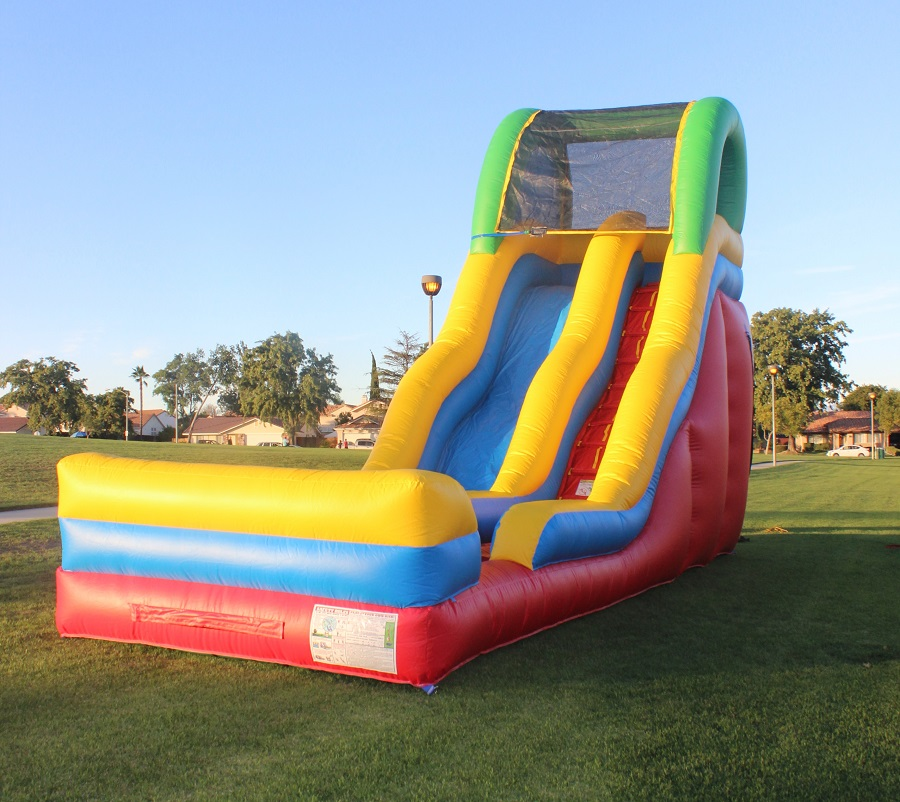 Inflatable Water Slide Az