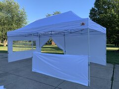 10x20 Tent add-ons