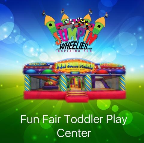 Fun Fair Toddler Play Center
