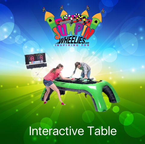 Interactive Game Table
