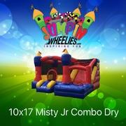 Misty Todder Bouncie with Slide