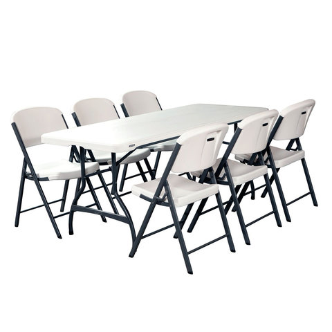 10 Tables & 50 Chairs