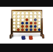 Giant Connect 4 Yard Game