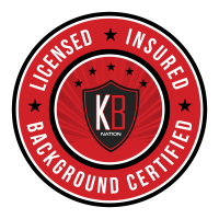 Knockerball safety logo