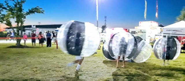 PAY TO PLAY EVENTS WITH KNOCKERBALL