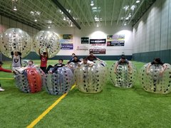 Fundraising with Knockerball
