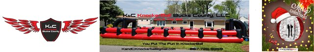 K and C Knockerball Bucks County