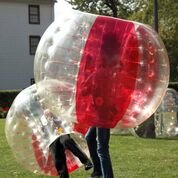 Monday to Thursday, up to 6 Knockerballs 90 minute Event Package, sizes vary, tax included