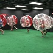 Saturday, Sunday, up to 8 Knockerballs 90 minute Event Package, sizes vary, tax included, weekend special