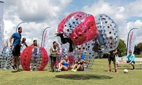 Up to 8 Knockerballs Event Package