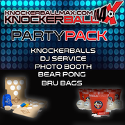 Knockerball Party Package