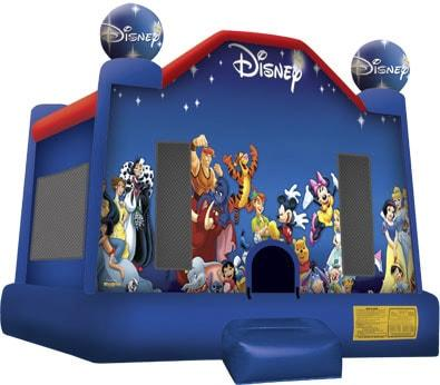 Disney Inflatable rental