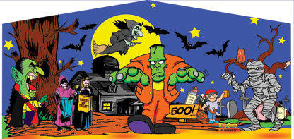 Happy Halloween Panel