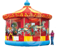 Carousel - Bounce House