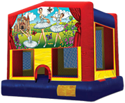 Lil Ballerinas Bounce House