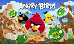Angry Birds Panel
