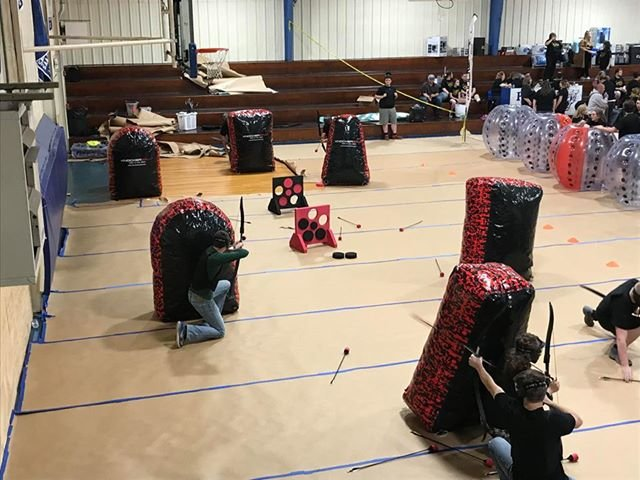 20 Person KB Combat Archery Tag