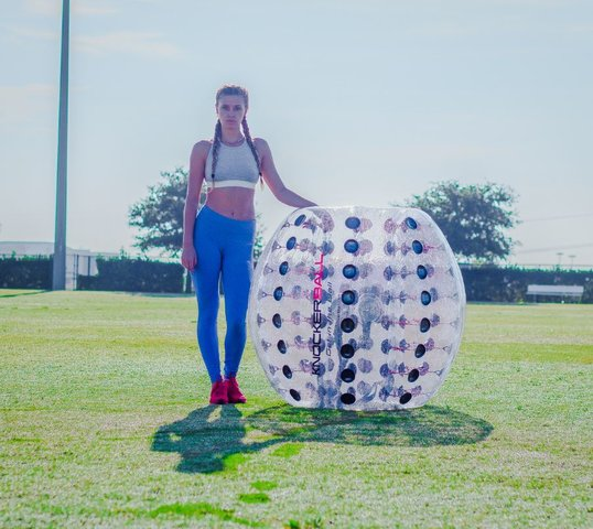 Golden Eagles (12) Knockerball Event Package