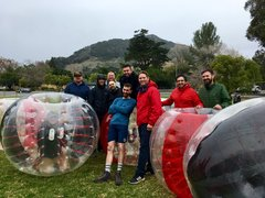 One Hour Package with 10 Knockerballs (As low as $19/person)