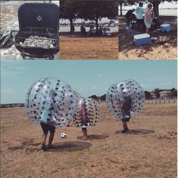 Adult Party Knockerball Rentals