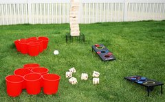 Yard Game Add-On Package
