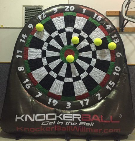 Foot Darts (12 ft tall) 6 Hour