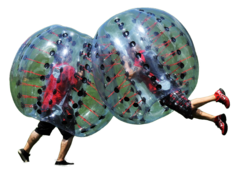 6 Ball 1 Hour Knockerball Rental