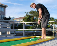 Miniature Golf Rentals