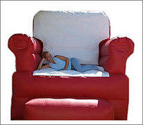 Giant Inflatable Chair -Save $150  Customer pick up only