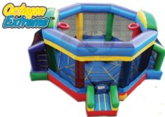 Octogon Extreme no.28 with Bouncy Boxing  and jousting