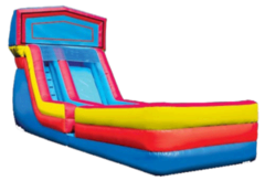 18 Ft Modular Slide -37 used wet
