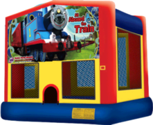 All Aboard the Train bouncer