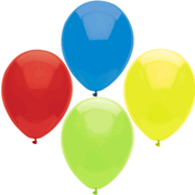Boom Blaster Balloons 72 count