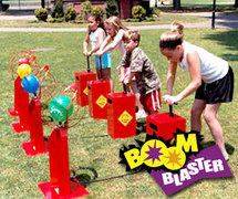 Boom Blaster with 25 Balloons per unit