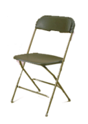 Chairs - Brown - Folding