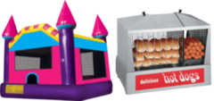 Dream Castle no.10 and Hot Dog Steamer Package