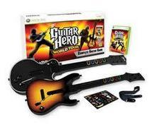 Virtual Reality Guitar Hero PS2