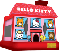 Hello Kitty 3D Jump No-16 Sept  events only
