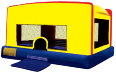 Indoor Bouncer plain no.42 with mat