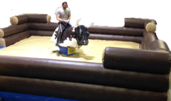 Mechanical Bull 3 Hour Event