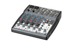 Four Chanel audio mixer