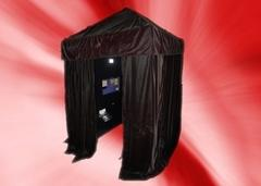 Tent Style Photo Booth