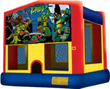 Teenage Mut Ninja Turtle Bouncer