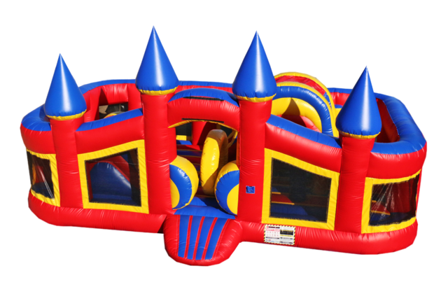 Magic Castle Toddler Obstacle