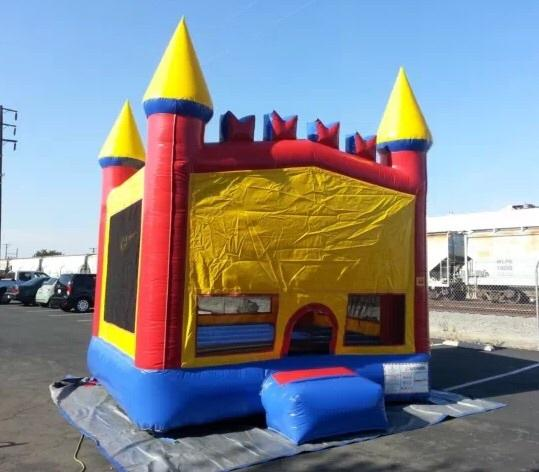Star Wars Castle Bounce House