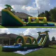 20ft Tropic Splash Extreme w/pool